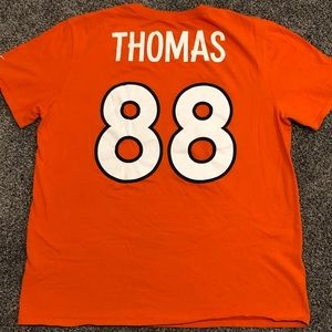 Nike Demaryius Thomas Denver Broncos XL T-Shirt